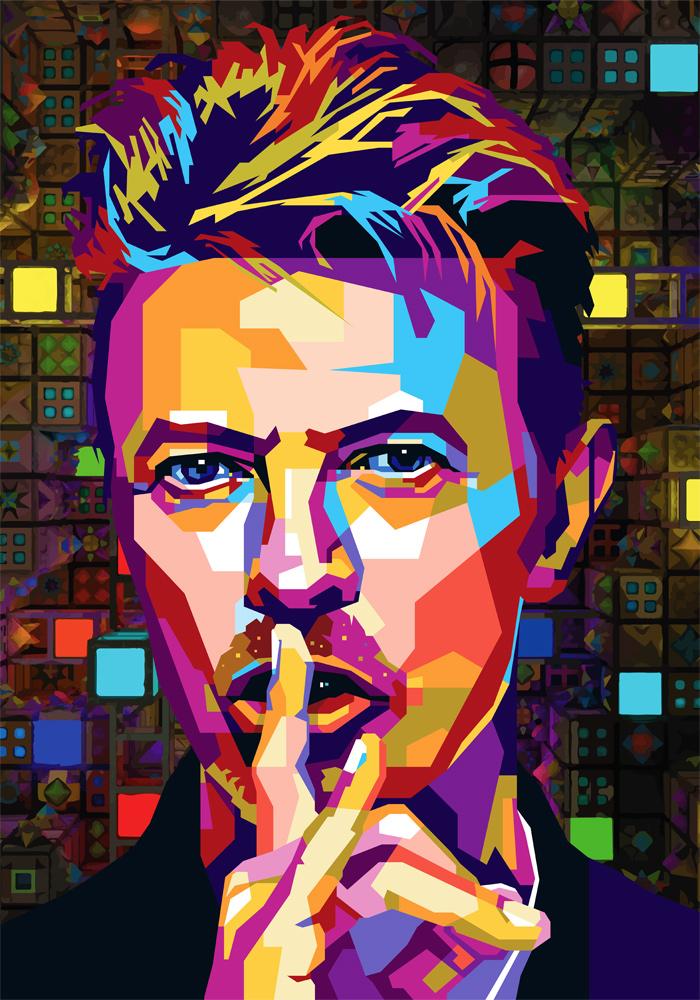 David Bowie tendart torbjorn endrerud